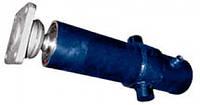 Телескопический гидроцилиндр ПТС ЗИЛ 4х штоковый с бугелями(340). Подъем кузова