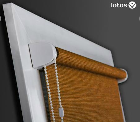 рулонные шторы открытая система