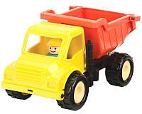 Игрушка из серии Первые машинки Батат Battat Lite Самосвал с фигуркой водителя