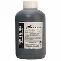 Краситель для подошв, рантов и каблуков Tarrago Self Shine Wax Dye, 1000 мл, цв. черный