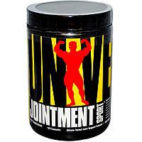 Universal Nutrition, Jointment Sport, испытанная спортсменами формула для суставов, 120 капсул