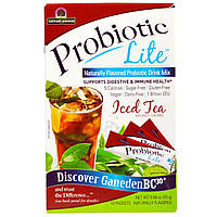 Nature's Answer, Пробиотик Лайт, холодный чай, 10 пакетов, 0,88 унции (25 г)