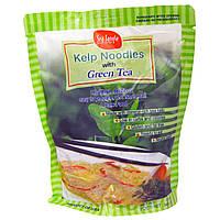 Sea Tangle Noodle Company, Лапша с бурыми водорослями с зеленым чаем, 12 унций (340 г)