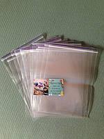 Пакеты с замком zip-lock или гриппер пакет 15 на 20см, упаковка 20шт