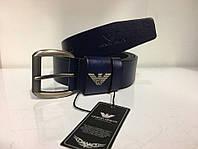 Кожаный ремень Giorgio Armani