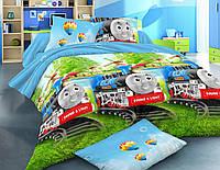 Полуторный детский комплект постельного белья Чаггингтон