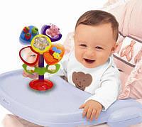 Игрушка на присоске Цветик KiddielandPreschool