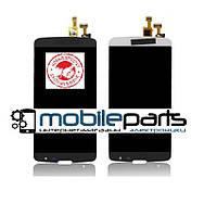 Оригинальный дисплей (Модуль) + Сенсор (Тачскрин) для LG L Bello D335 D331 (Черный / Титан)