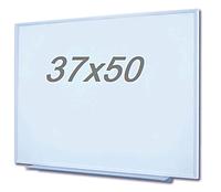 Доска магнитно-маркерная в Пластиковой раме 37х50см