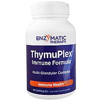 Enzymatic Therapy, ThymuPlex, иммуностимулирующее средство, 50 капсул