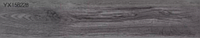 Плитка для пола SunDec под дерево темно-серая  WOOD 150х800