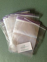 Пакеты с замком zip-lock или гриппер пакет 15 на 20см, упаковка 50шт