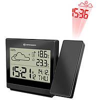 Современная домашняя метеостанция Temeo Trend P black/черная Bresser  921664.