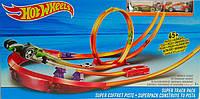 Трек Hot Wheels Американские горки Y0276 Mattel Китай