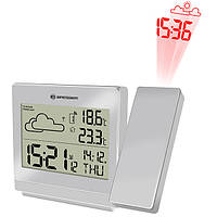 Современная домашняя метеостанция Temeo Trend P silver/серебро Bresser  923266.