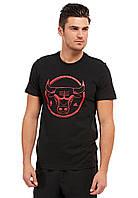 Футболка спортивная, мужская Adidas Chicago Bulls T-Shirt PRCPNT G78407 адидас, фото 1
