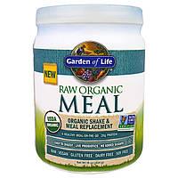 Garden of Life, Натуральная органическая еда, органическая замена шейка и блюда, 454 г (16 унций)