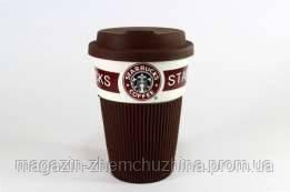 Керамический стакан Starbucks 350 мл!Акция, фото 3
