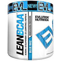 EVLution Nutrition, Lean BCAA, Синяя Кутерьма, 9,4 унции (267 г)