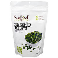 Sunfood, Chlorella Tablets, 8 oz.