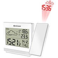 Современная домашняя метеостанция Temeo Trend P white/белая Bresser  923265.