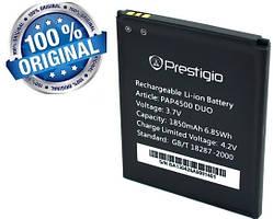 Аккумулятор батарея для Prestigio MultiPhone PAP 4500 оригинальный