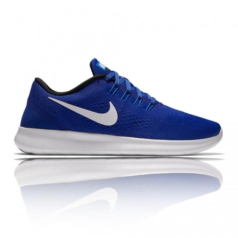 d99a329e Мужские беговые кроссовки Nike Free Run Blue Mariana (реплика) - Обувь и  одежда с