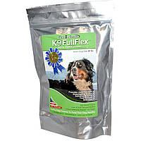 Aloha Medicinals Inc., K9 FullFlex, формула для суставов, для взрослых собак, со вкусом печени и говядины, 60 пластинок
