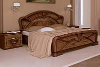 Кровать двуспальная «Примула» с каркасом 1,6 MiroMark
