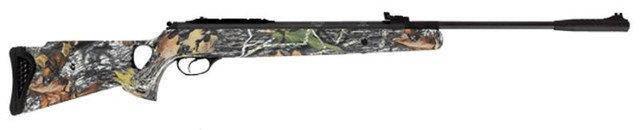Пневматическая винтовка Hatsan 125 TH camo. Винтовка пружинно-поршневая, Hatsan 125 TH камуфляж. Классическая., фото 3
