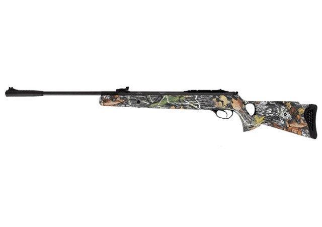 Пневматическая винтовка Hatsan 125 TH camo. Винтовка пружинно-поршневая, Hatsan 125 TH камуфляж. Классическая.