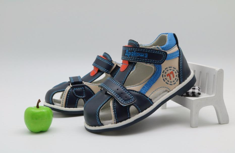 be40cab061217f Шкіряні сандалі для хлопчиків Дракоша - Інтернет-магазин дитячого та жіночого  одягу