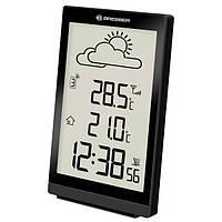 Компактная домашняя метеостанция TemeoTrend ST black/черная Bresser  921484.