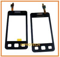 Сенсор (тачскрин) Samsung C6712 Black Original