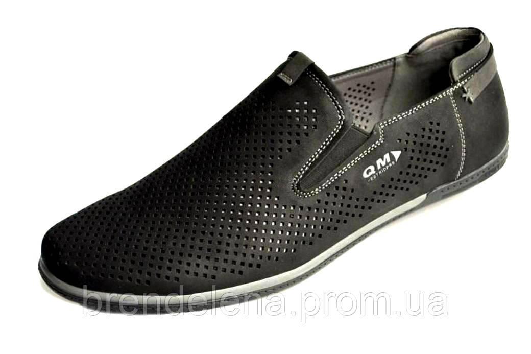 Туфли баталы мужские (р 48)
