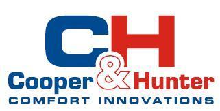 Інверторні кондиціонери Cooper & Hunter