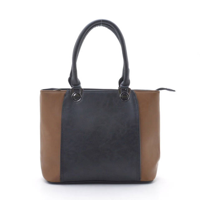 Женская сумка HC 86276 black/khaki