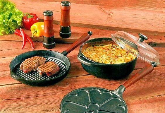 Чугунная посуда – главный кухонный долгожитель. Дополните кухню классикой и гордостью посудной промышленности – чугунками от интернет-магазина Formo4ka!