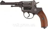 Пневматический револьвер Gletcher NGT Наган