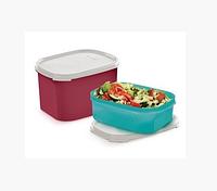 "Набор контейнеров ""Компакт"" (850 мл/1,9 л), Tupperware"