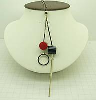 Бегунки -Женские кулоны с регулируемым украшением, цепочка 70 см. Опт. 250