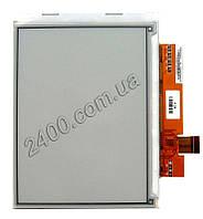 Дисплей (матрица, экран) Texet TB-416 для електронной книги PVI e-ink OPM060A1, OPM060A2