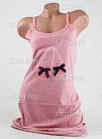 Женская ночная сорочка Турция. MORAL 01-6 XL-R. Размер 50-52.