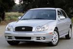 Лобовое стекло на Hyundai Sonata (Седан) (1999-2005)