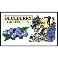 Зеленый чай Mlesna Голубика арт. 01-012_golubika 500г