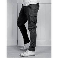 Мужские штаны  в спортивном стиле.