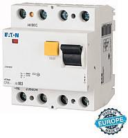 Устройство защитного отключения CFI6-40/4/003-DE  EATON(УЗО)