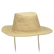 Панама с кнопками по бокам MilTec Bush Hat Khaki 12320004, фото 3
