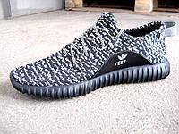 Кроссовки мужские adidas yeezy Boost сетка 40 -45 р-р