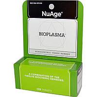 Hyland's, Биоплазма NuAge, 125 таблеток
